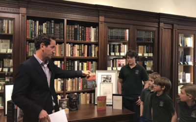 Worth Avenue bookstore shares lesson on Dr. King with local students
